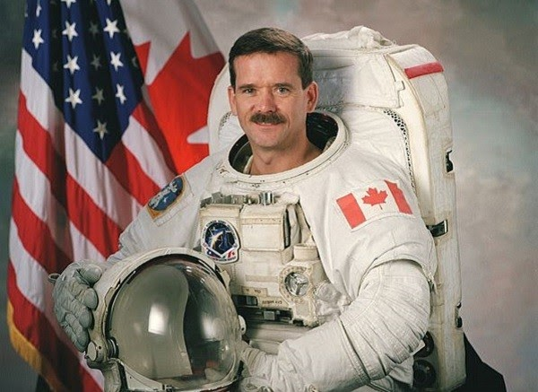"Photo credit: <a href=""https://www.regaltribune.com/astronaut-hadfield-humans-mars/210081/"" class=""link"" target=""_blank"">Regal Tribune</a>"